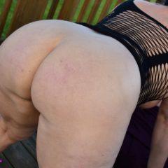 Big Titties Black Dress