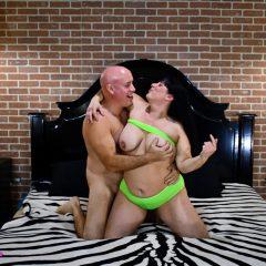 Falicha and Steve Playtime